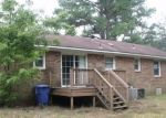 Foreclosed Home in Elm City 27822 DANIEL DR - Property ID: 1136312303