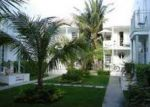 Foreclosed Home in Miami Beach 33139 MERIDIAN AVE - Property ID: 3312019524
