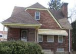 Foreclosed Home in Detroit 48227 BILTMORE ST - Property ID: 4132266422