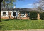 Foreclosed Home in Indianapolis 46226 LOMBARDY PL - Property ID: 4135646711