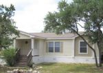 Foreclosed Home in Spring Branch 78070 CARIBOU DR - Property ID: 4150259717