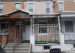 Foreclosed Home in Philadelphia 19140 N 6TH ST - Property ID: 4153754297