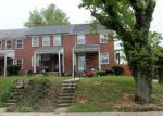 Foreclosed Home in Baltimore 21239 WALTERS AVE - Property ID: 4211800309