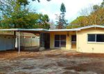 Foreclosed Home in Clearwater 33763 PINEHURST DR - Property ID: 4254959135