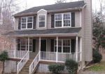 Foreclosed Home in Palmyra 22963 SANDY BEACH CT - Property ID: 4256057588