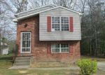 Foreclosed Home in Glen Burnie 21060 LINCOLN DR - Property ID: 4262978896