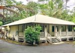 Foreclosed Home in Pahoa 96778 KAHUKAI ST - Property ID: 4264110166
