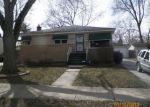 Foreclosed Home in Chicago Heights 60411 HOLBROOK RD - Property ID: 4268449175