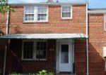Foreclosed Home in Baltimore 21215 LYNVIEW AVE - Property ID: 4280877574