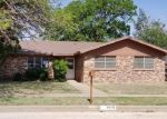 Foreclosed Home in Snyder 79549 JACKSBORO AVE - Property ID: 4287821199