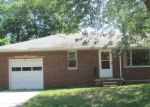Foreclosed Home in East Alton 62024 NEVADA AVE - Property ID: 4289120231