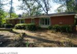 Foreclosed Home in Red Springs 28377 S EDINBOROUGH ST - Property ID: 4299122695
