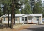 Foreclosed Home in La Pine 97739 FOREST WAY - Property ID: 4300190921