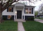 Foreclosed Home in Richton Park 60471 ANDOVER DR - Property ID: 4302081199