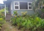 Foreclosed Home in Hauula 96717 HAUULA HOMESTEAD RD - Property ID: 4303689445
