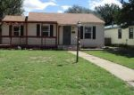 Foreclosed Home in Amarillo 79106 ARCH TER - Property ID: 4303792367