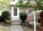 Foreclosed Home in District Heights 20747 AMBER HILL CT - Property ID: 4310769291