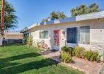 Foreclosed Home in Palm Desert 92260 GOLETA AVE - Property ID: 4315695631