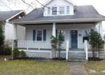 Foreclosed Home in Cumberland 21502 HOLLY AVE - Property ID: 4324608395