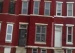Foreclosed Home in Baltimore 21223 W BALTIMORE ST - Property ID: 4327302826