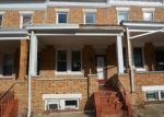 Foreclosed Home in Baltimore 21213 KENTUCKY AVE - Property ID: 4328162109