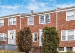 Foreclosed Home in Baltimore 21239 BURNWOOD RD - Property ID: 4328207675