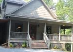 Foreclosed Home in Ellijay 30540 TRAILS END SMT - Property ID: 4333001285