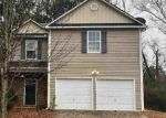 Foreclosed Home in Douglasville 30134 VINCENT MILL DR - Property ID: 4341461639