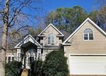 Foreclosed Home in Clayton 27527 FOREST OAKS DR - Property ID: 4374298741