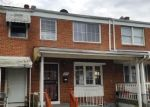 Foreclosed Home in Dundalk 21222 SAINT MONICA DR - Property ID: 4374920215