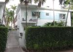 Foreclosed Home in Miami Beach 33139 MERIDIAN AVE - Property ID: 4376718543