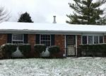 Foreclosed Home in Indianapolis 46235 CATALINA DR - Property ID: 4376779419