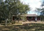 Foreclosed Home in Leander 78641 COUNTY ROAD 282 - Property ID: 4383949492