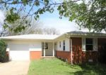 Foreclosed Home in Oklahoma City 73110 HOLOWAY DR - Property ID: 4395838295