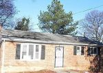 Pre Foreclosure in Capitol Heights 20743 ELFIN AVE - Property ID: 1007525619