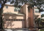 Pre Foreclosure in Fort Lauderdale 33324 NW 8TH CIR - Property ID: 1035640933
