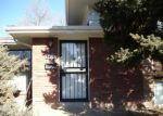 Pre Foreclosure in Broomfield 80020 W MIDWAY BLVD - Property ID: 1041286853