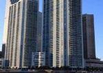 Pre Foreclosure in Miami 33131 S BISCAYNE BLVD - Property ID: 1042447924