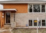 Pre Foreclosure in Calumet City 60409 CRANDON AVE - Property ID: 1047893234