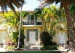 Pre Foreclosure in Miami Beach 33139 LENOX AVE - Property ID: 1050597737