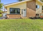 Pre Foreclosure in Park Forest 60466 WATER ST - Property ID: 1052454301