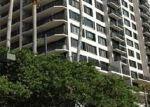 Pre Foreclosure in Miami 33131 BRICKELL KEY DR - Property ID: 1060999620