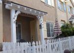 Pre Foreclosure in Chula Vista 91913 TROUVILLE LN - Property ID: 1061681542