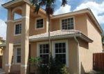 Pre Foreclosure in Miami 33196 SW 106TH TER - Property ID: 1085839754