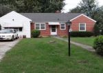 Pre Foreclosure in Roanoke 24019 GREENWAY DR - Property ID: 1090356574