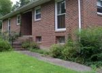 Pre Foreclosure in Norlina 27563 OLD REAVIS MILL RD - Property ID: 1093712775