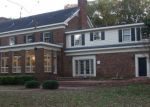 Pre Foreclosure in Wilson 27896 BROOKSIDE DR NW - Property ID: 1100210100