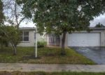 Pre Foreclosure in Fort Lauderdale 33322 NW 24TH CT - Property ID: 1104694980