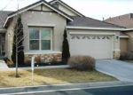 Pre Foreclosure in Sparks 89436 QUINTESSA CT - Property ID: 1105873557