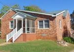 Pre Foreclosure in Rockingham 28379 HUDSON ST - Property ID: 1109523185